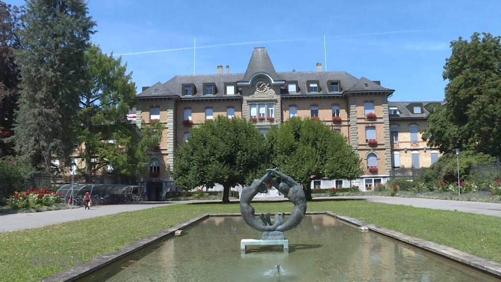 Psychiatriezentrum Münsingen feiert 125-jähriges Jubiläum