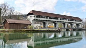 Umweltschutzverbände reichen Beschwerde zu Stauwehr-Projekt in Winznau ein