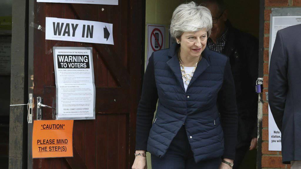 Grosse Parteien verlieren bei Kommunalwahlen