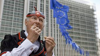 Die EU schaut bei der Schweiz genau hin. (Symbolbild)