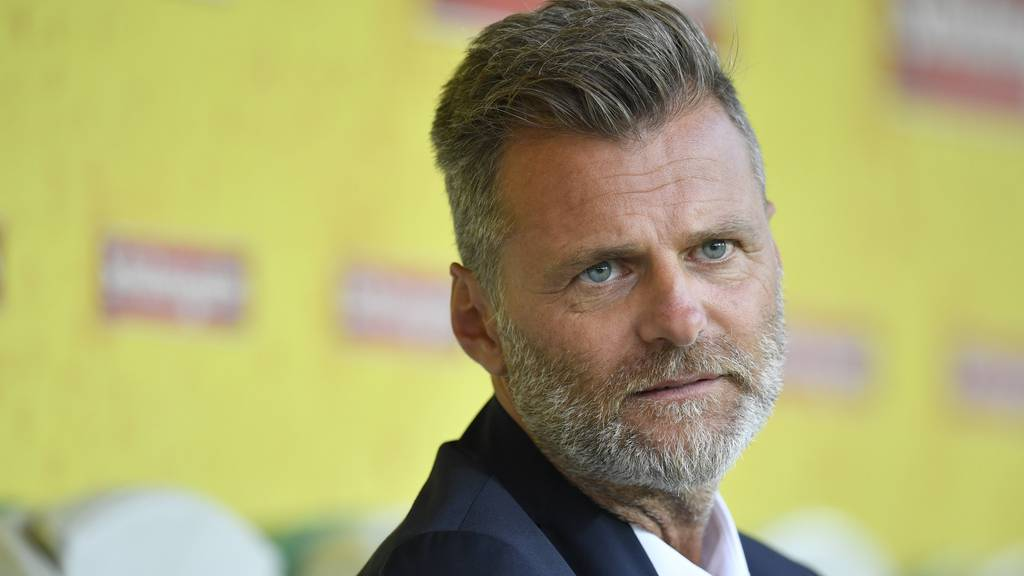 FCSG verlängert Vertrag mit Alain Sutter