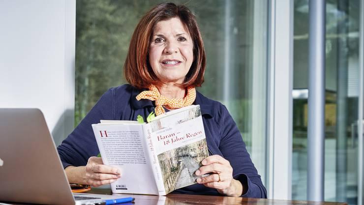 «Ich kann nur über Menschen schreiben, deren Geschichte mich berührt», sagt Hélène Vuille.