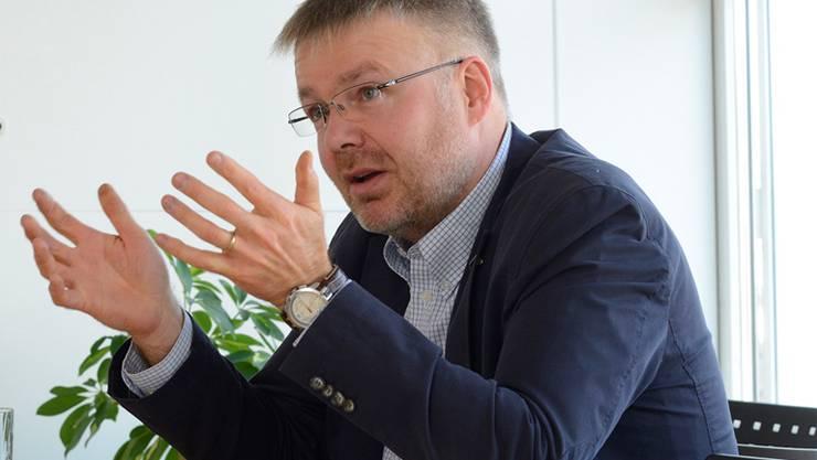 Christian Scheuermeyer tritt per Ende August 2017 zurück.