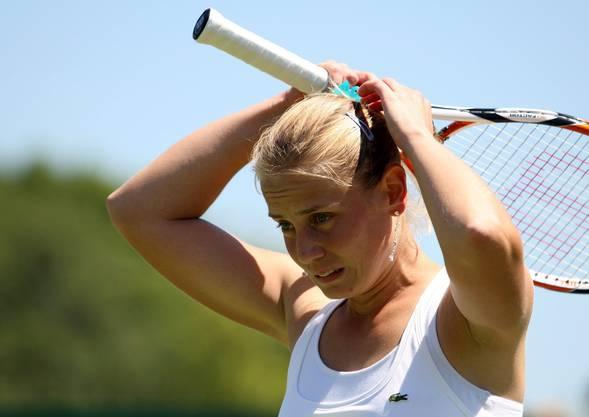 Jelena Dokic verdiente fünf Millionen Dollar an Preisgeld.