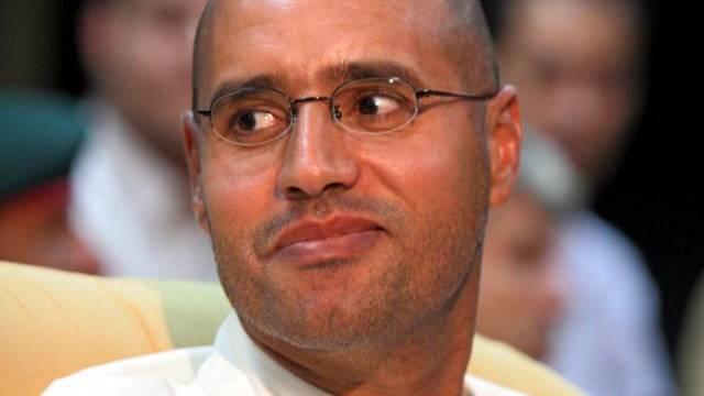 Damals hielt er sich noch für unsterblich: Saif al-Islam 2007