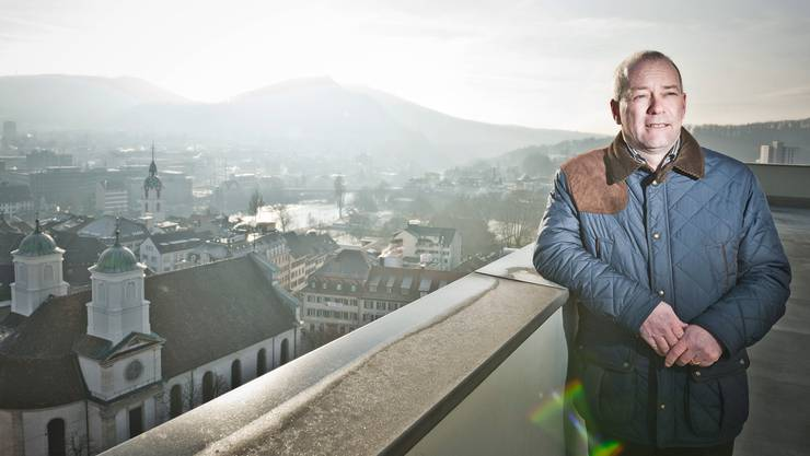 Stadtpräsident Martin Wey will Olten nicht «totsparen».