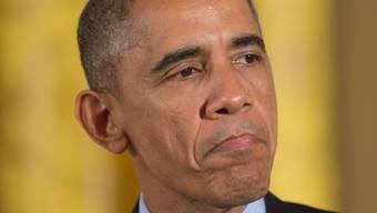 Hat immer weniger Freunde auf dem Capitol: US-Präsident Obama