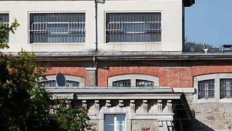 Das Gefängnis Bois-Mermet im Waadtland