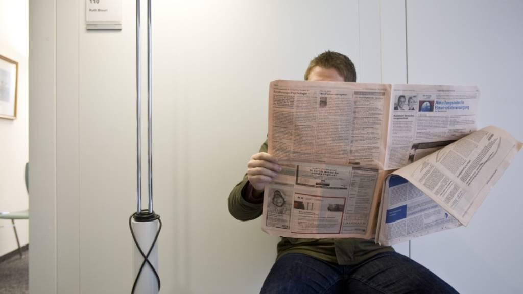Arbeitslosenquote steigt im Januar auf 2,6 Prozent