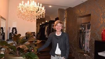 Iren Bärtschi hat sich den Traum einer eigenen Modeboutique erfüllt.