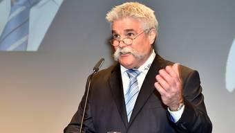 Der Präsident des Aargauischen Fussballverbandes, Hans Aemisegger, wird die fünfte Nacht des Aargauer Fussballs eröffnen.