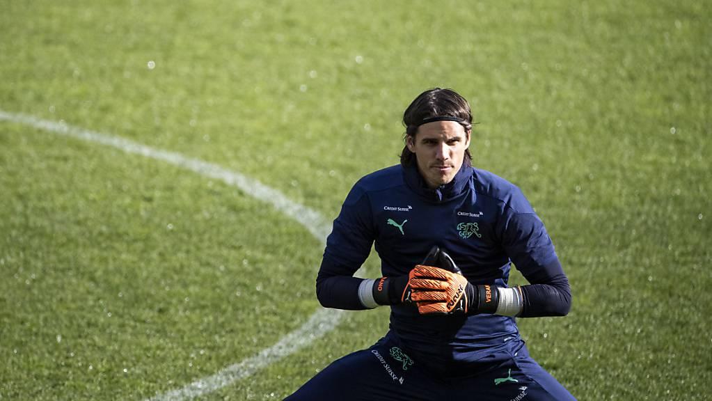 Hielt beim 1:1 gegen Spanien überragend: der Schweizer Nationalgoalie Yann Sommer.