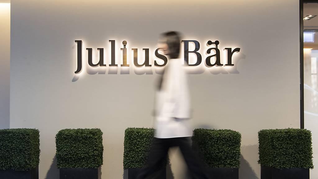 Julius Bär bildet Rückstellung für Einigung in FIFA-Untersuchung