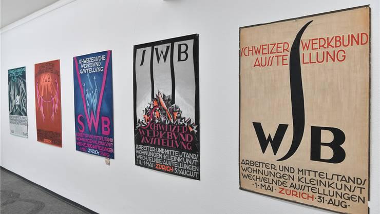 Otto Morach war stilbildend für die Schweizer Plakatkunst.