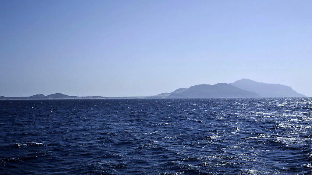 Tiran, eine der zwei an Saudi-Arabien abgetretenen Inseln (Archiv)