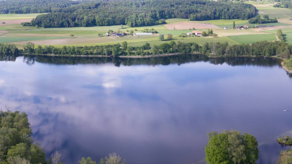 Der Hüttwiler See ist eines der Naturschutzgebiete im Kanton Thurgau, in denen vermehrt Ranger unterwegs sein werden.