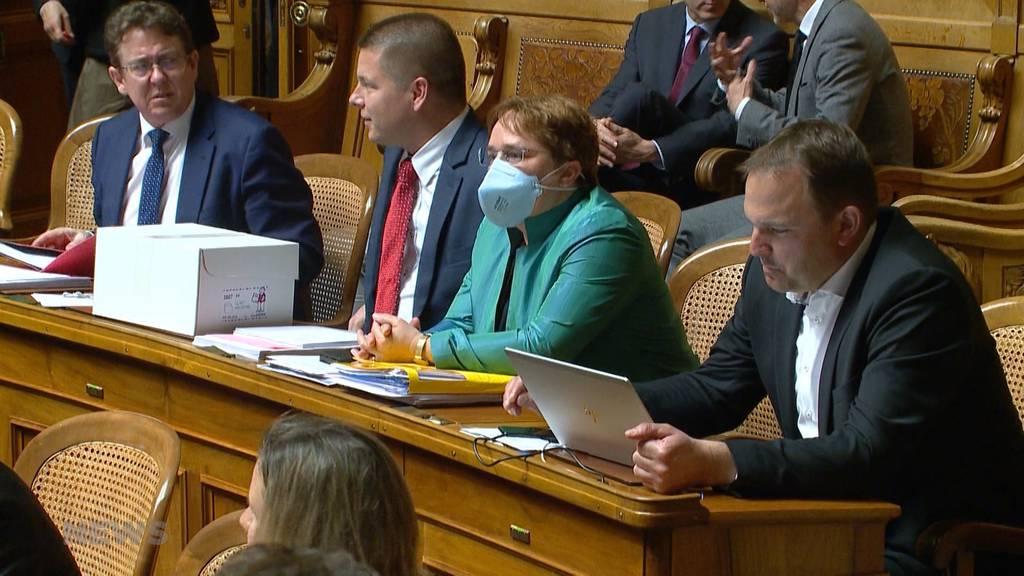 Frühlings-Session im Bundesrat trotz Coronavirus