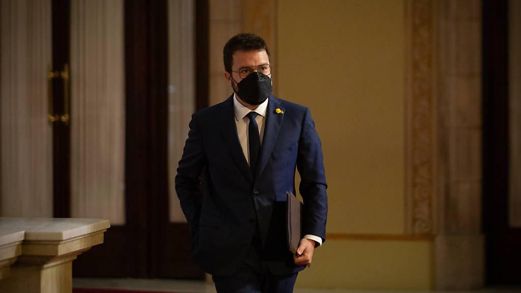 Separatist Aragonès neuer Regierungschef in Katalonien