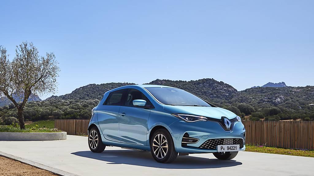 Der ZOE von Renault entwickelt sich zum Verkaufsschlager. (Archivbild)