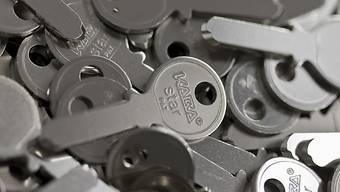 Schlüssel aus der Kaba-Produktion in Wetzikon (Archivbild)