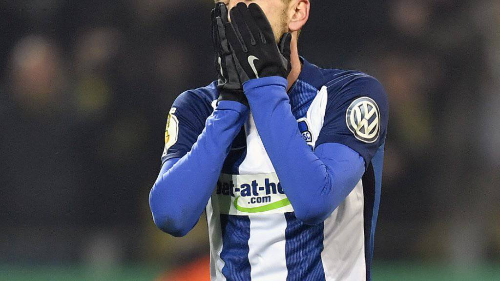 Fabian Lustenberger könnte bis zu einem Monat ausfallen