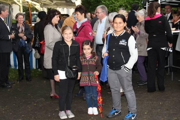 Viel Volk an der Eröffnung der OBSIGA 2012
