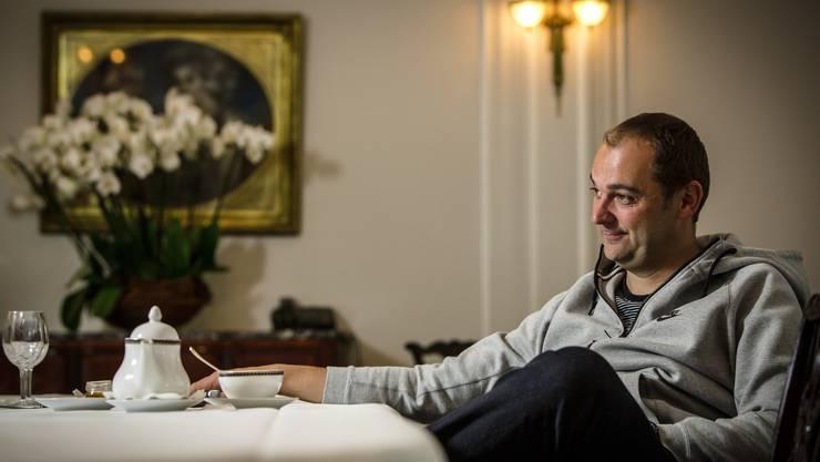 Der 42-jährige Daniel Humm führt in New York das beste Restaurant von Nordamerika.