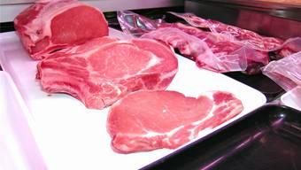 Während Jahren wurde abgelaufenes Fleisch neu datiert. (Symbolbild)