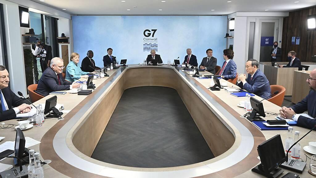 Endspurt bei G7-Gipfel: Kampf gegen den Klimawandel steht im Fokus