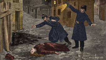 Catherine Eddowes, deren linke Niere und Gebärmutter fehlten.