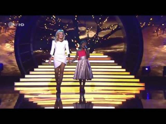 Chelsea Fontenel im Duett mit Helene Fischer - I Will Always Love You