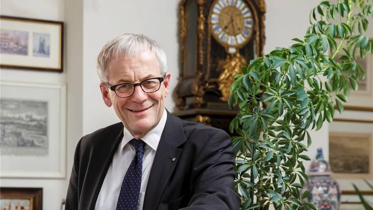 Stapi Kurt Fluri: «Die Vorarbeiten für die Fusion waren eine Investition in die Zukunft.»