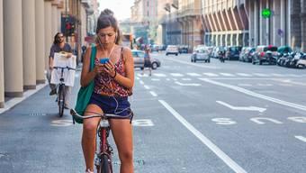 Kopfhörerverbot für Velofahrer