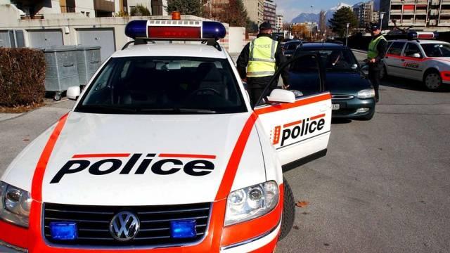 Polizei und Feuerwehr waren im Einsatz (Archiv)