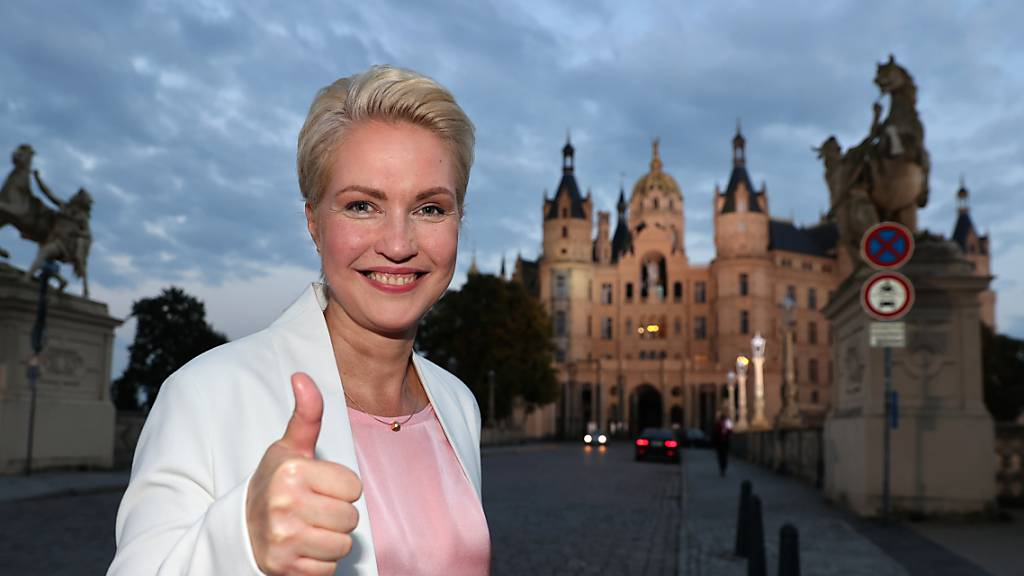 Prognose: SPD gewinnt Landtagswahl in Mecklenburg-Vorpommern