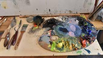 Im Rahmen von «Mitenand für Dietike» wird das Projekt Kunst und Kulinarik in leeren Mieträumen lanciert. (Symbolbild)