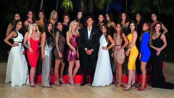 Bachelor-Kandidatinnen im Abendkleid und Bikini – Staffel 8