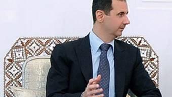 Syriens Präsident Assad gibt Fehler der Sicherheitskräfte zu