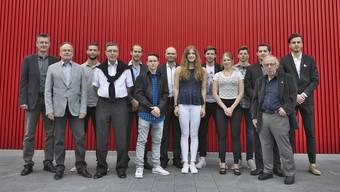 In Hägendorf wurden 13 Sportlerinnen, Sportler und Vereine mit den kantonalen Sport-, Förder- und Anerkennungspreisen ausgezeichnet.