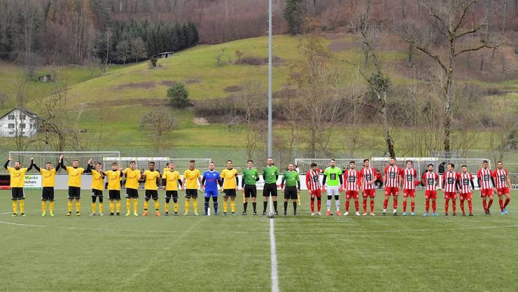 «Wollen zeigen, dass der Amateurfussball dieser Situation gewachsen ist»: FC Suhr steht vor schweizweiter Premiere