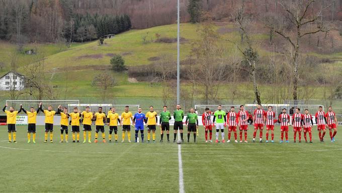 Ein Derby zum Auftakt: Der FC Suhr trifft auf den FC Buchs.