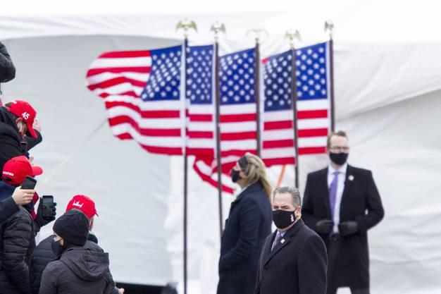 Der Secret Service wird Trump bis an dessen Lebensende bewachen – falls er sich nicht dagegen wehrt.