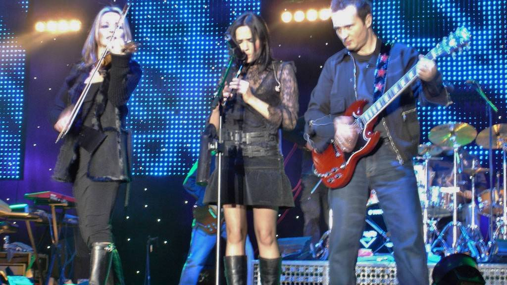 The Corrs am Blue Balls Festival 2016