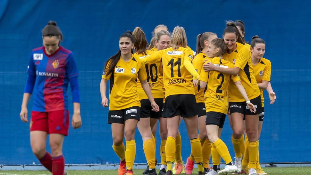 FCL-Frauen stehen im Cupfinal
