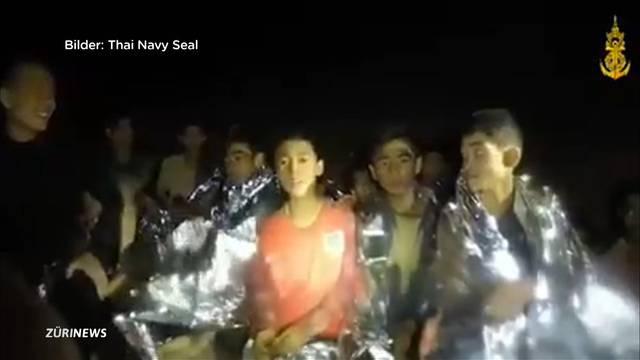 Höhlendrama Thailand: Alle gerettet!