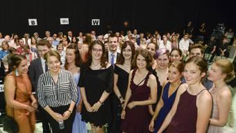 Maturitätsfeier 2018 der Kantonsschule Solothurn