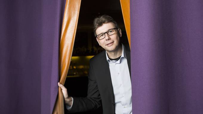 Dieter Egli: Vorhang auf für eine Regierungsratskandidatur?