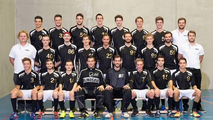 Herren 1 Mannschaft UHC Obersiggenthal