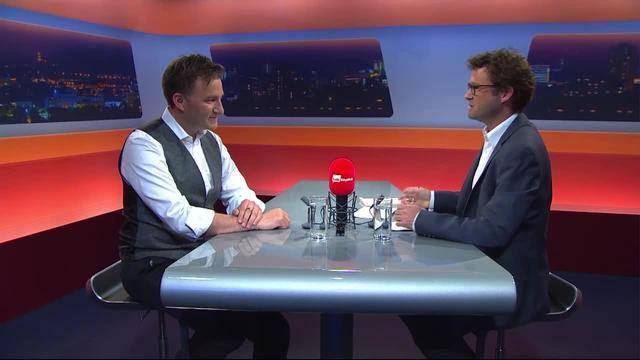 Schweizer Nati vo der EM: Sehen Sie hier den Talk mit Sascha Ruefer in voller Länge.