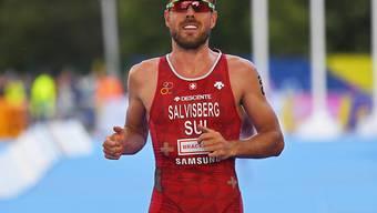 Andrea Salvisberg verfehlte an den EM in den Niederlanden die angestrebten Top Ten
